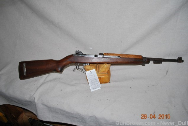 Inland M1 Carbine 1945 w/ Inland Barrel